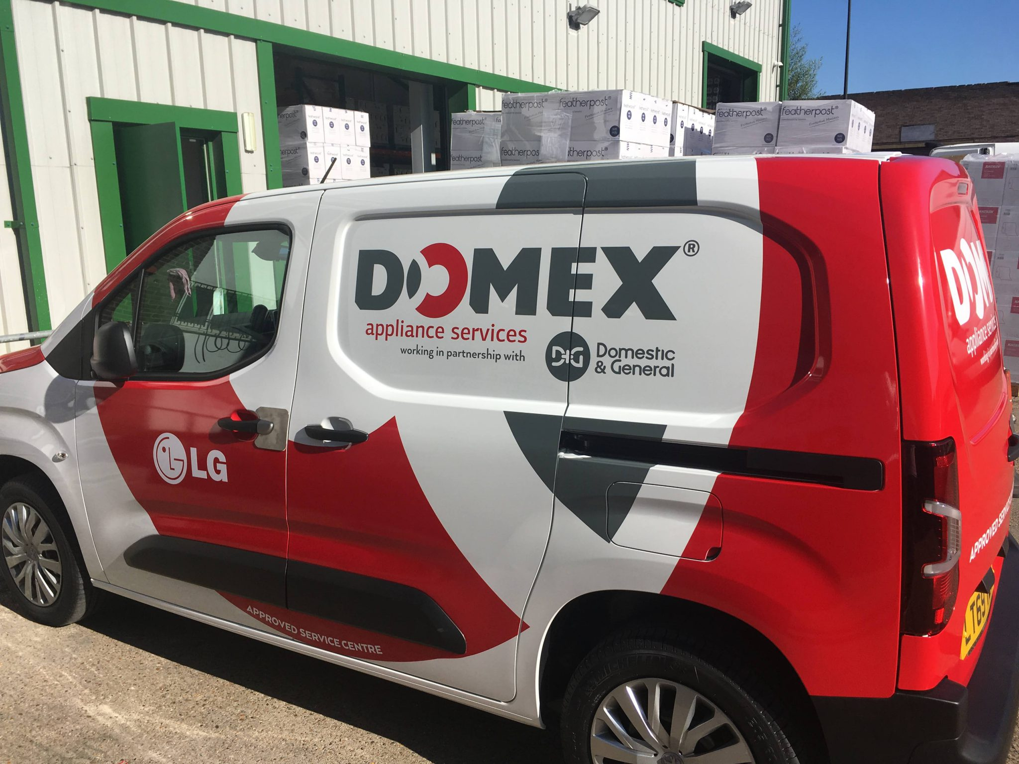 Domex Vehicles (1)