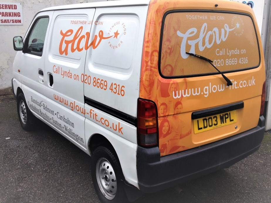 Van Signage by Signright Graphics